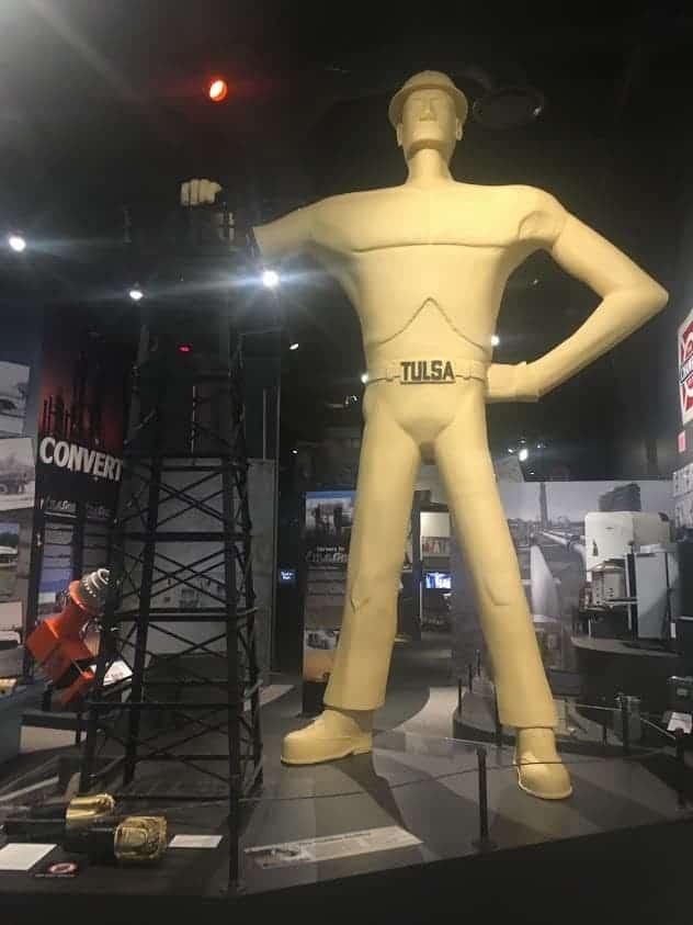 Tulsa Golden Driller