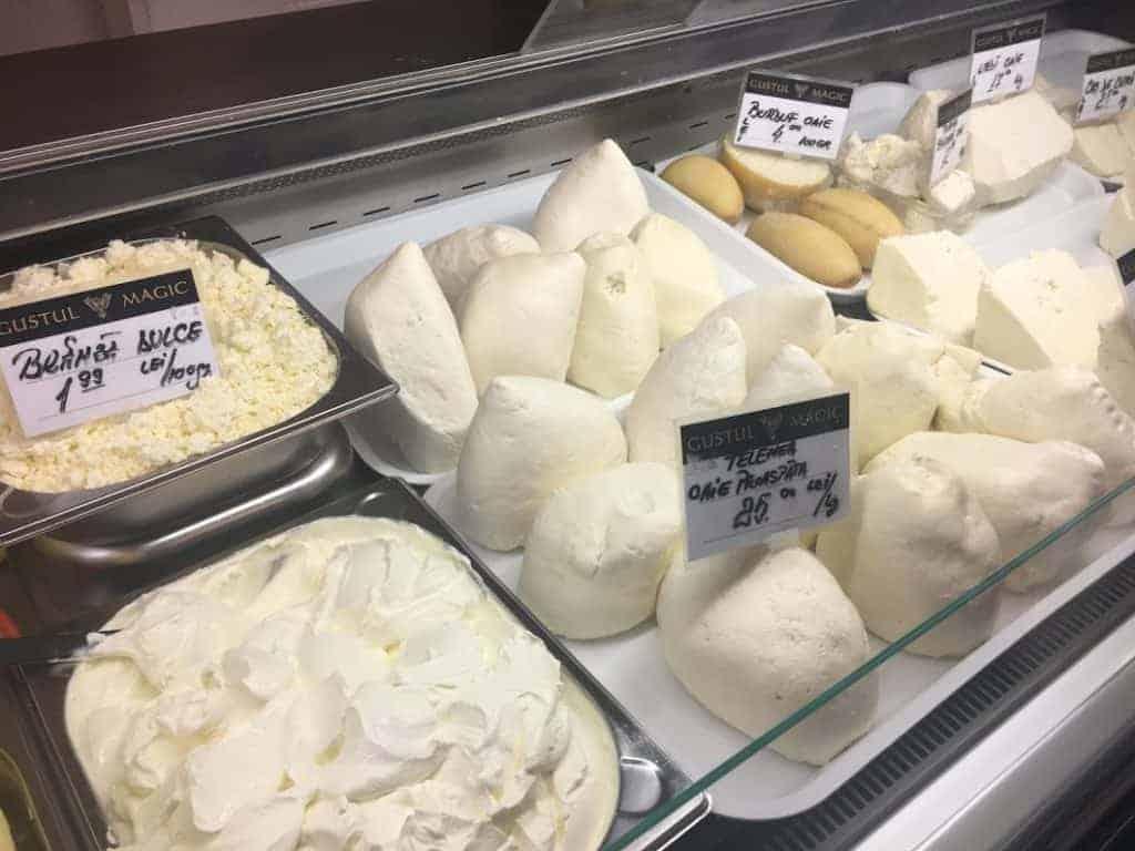 romanian cheese