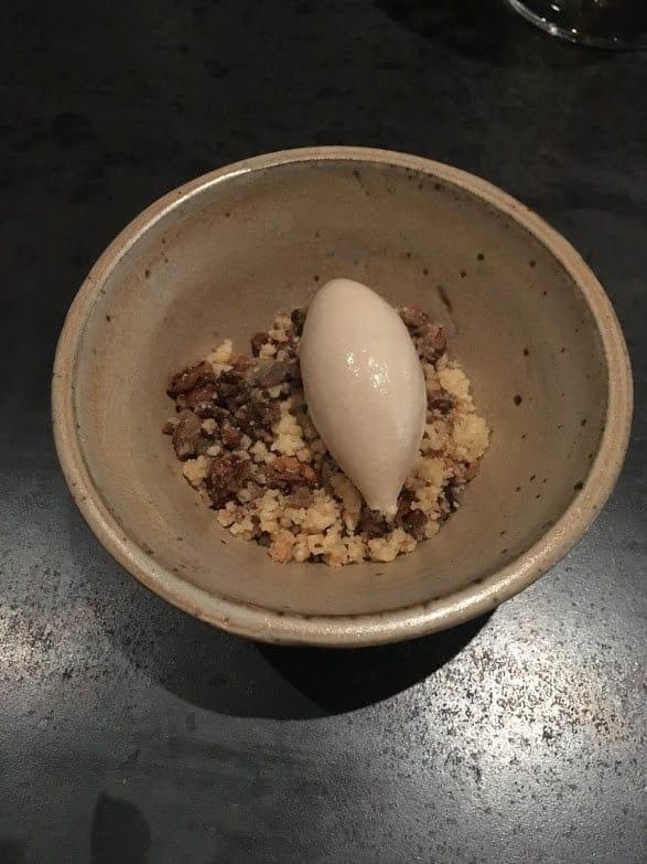 Nonesuch Oklahoma City butter pecan ice cream