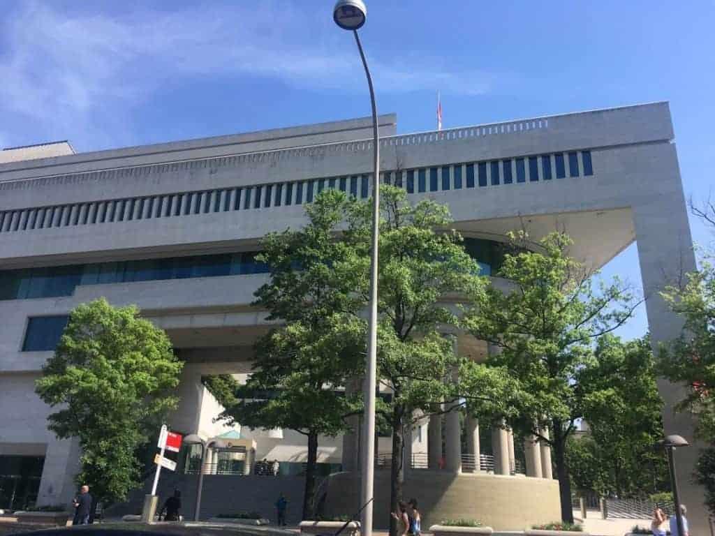canadian embassy washington dc
