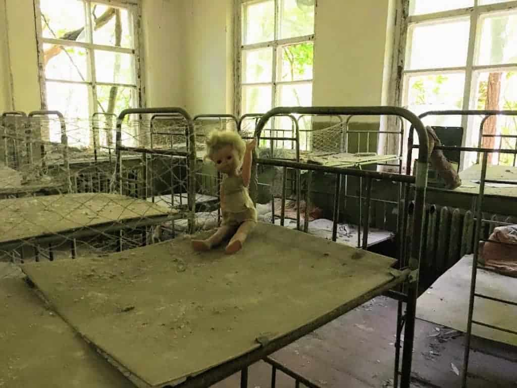 chernobyl doll