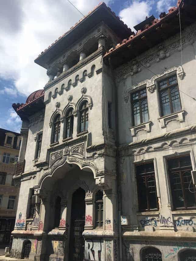 Neo romanian architecture