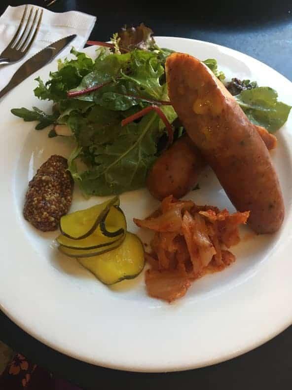 portside sausage