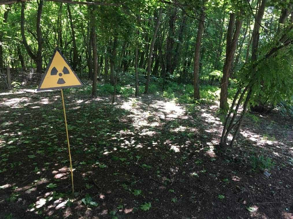 24 hours in chernobyl radioactive