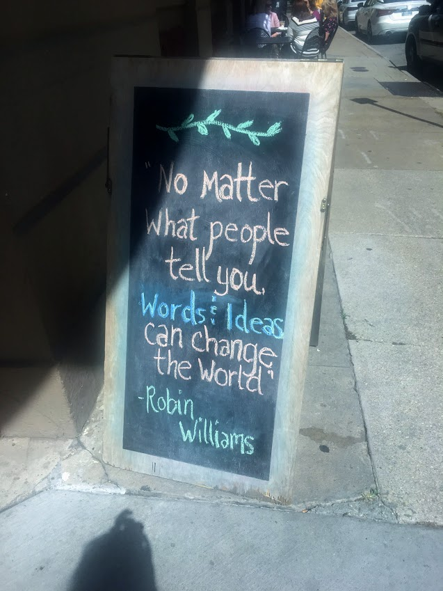 robin williams new orleans