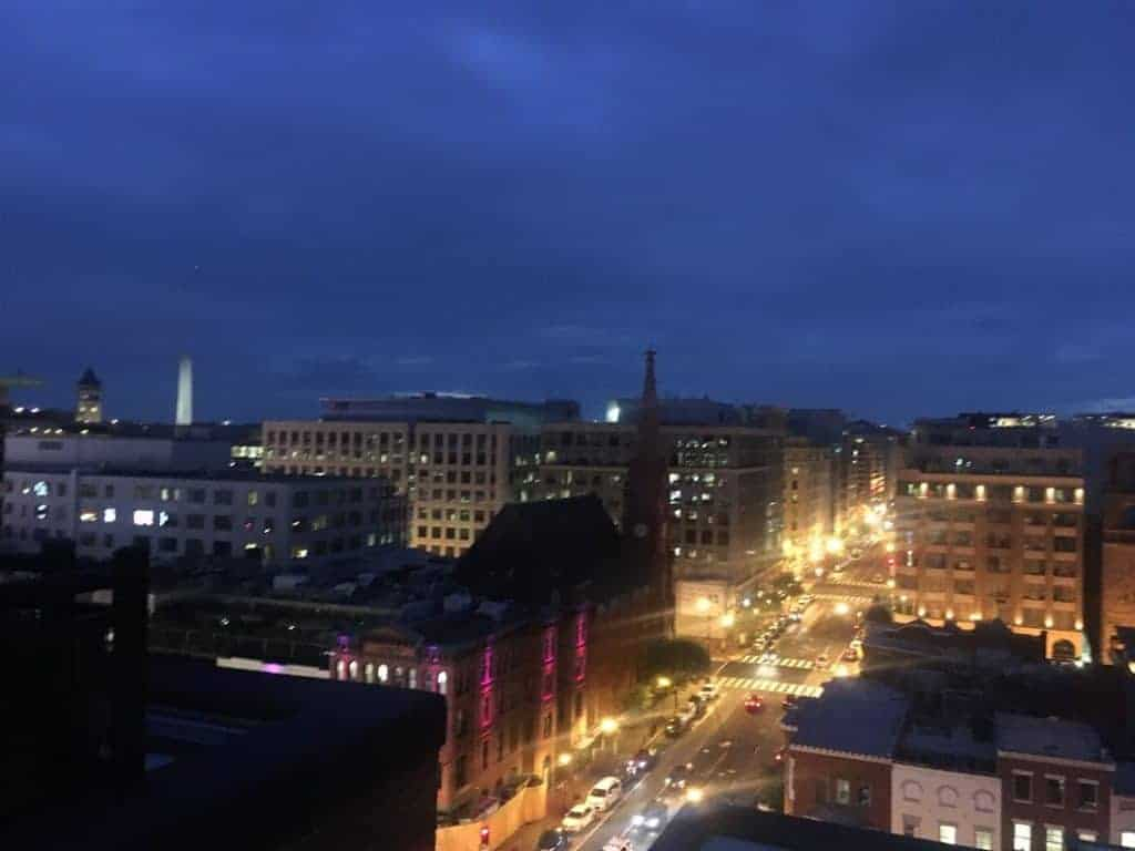 rooftop bar dc
