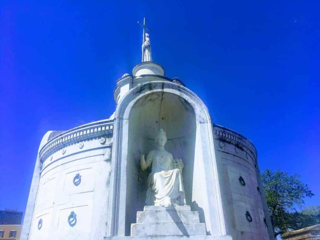 saint louis cemetery no 1