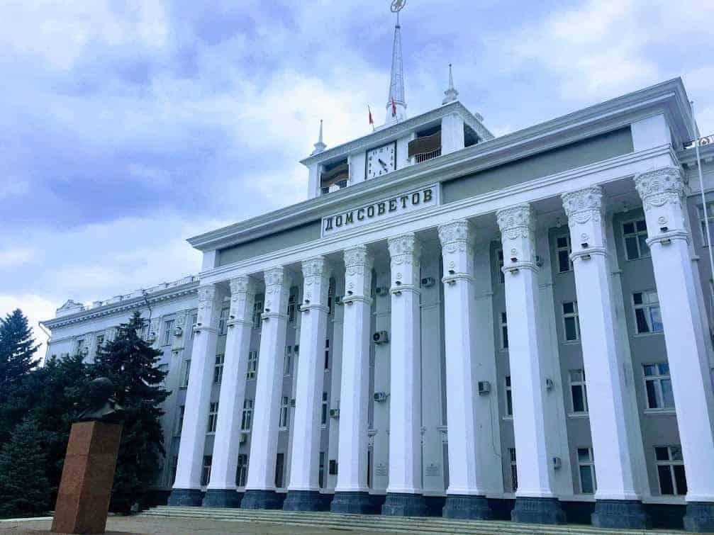 soviet house tiraspol