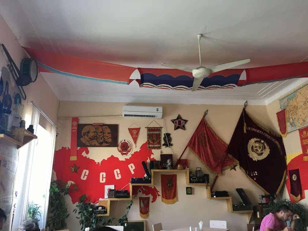 soviet souvenirs
