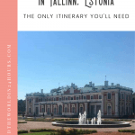 A Perfect 24 Hours in Tallinn 1