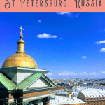 A Perfect St Petersburg in a Day