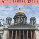 A Perfect One Day in St Petersburg 1