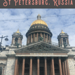 A Perfect One Day in St Petersburg 2