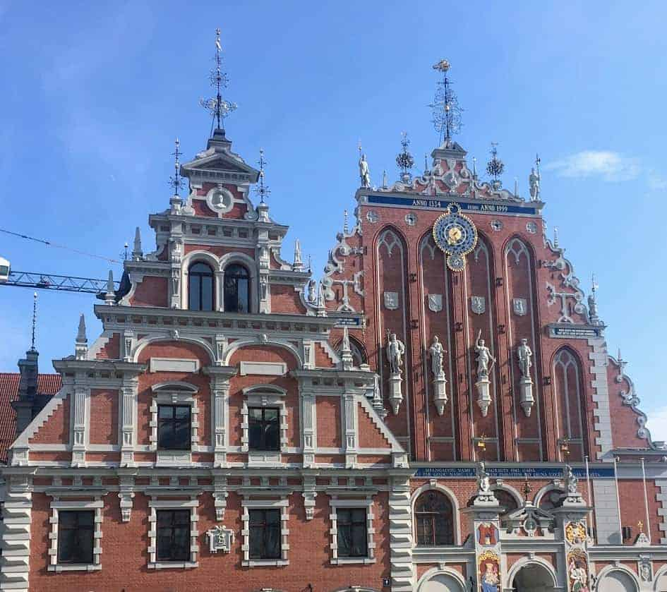 One Day in Riga Itinerary