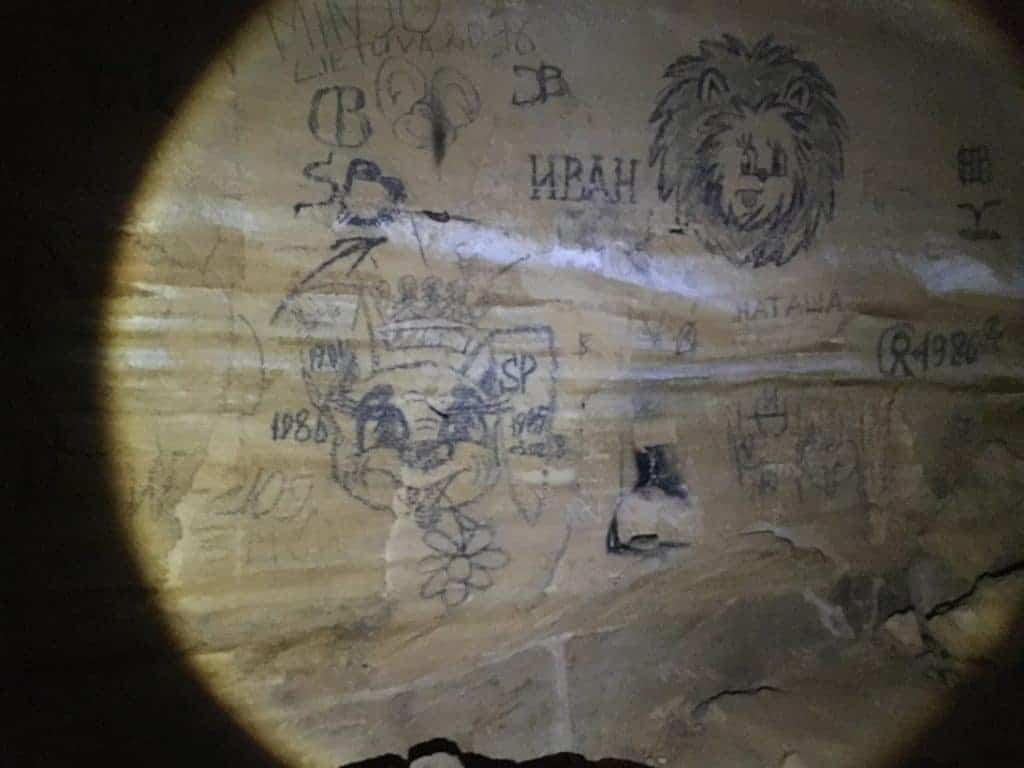 catacombs drawings