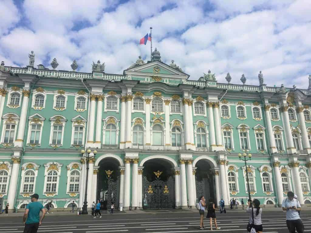 St Petersburg in a Day