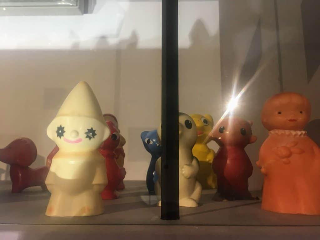 slovakian rubber dolls