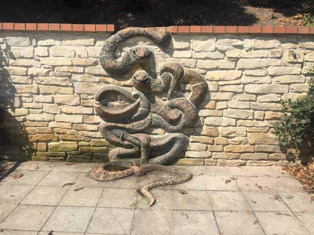 prague snakes