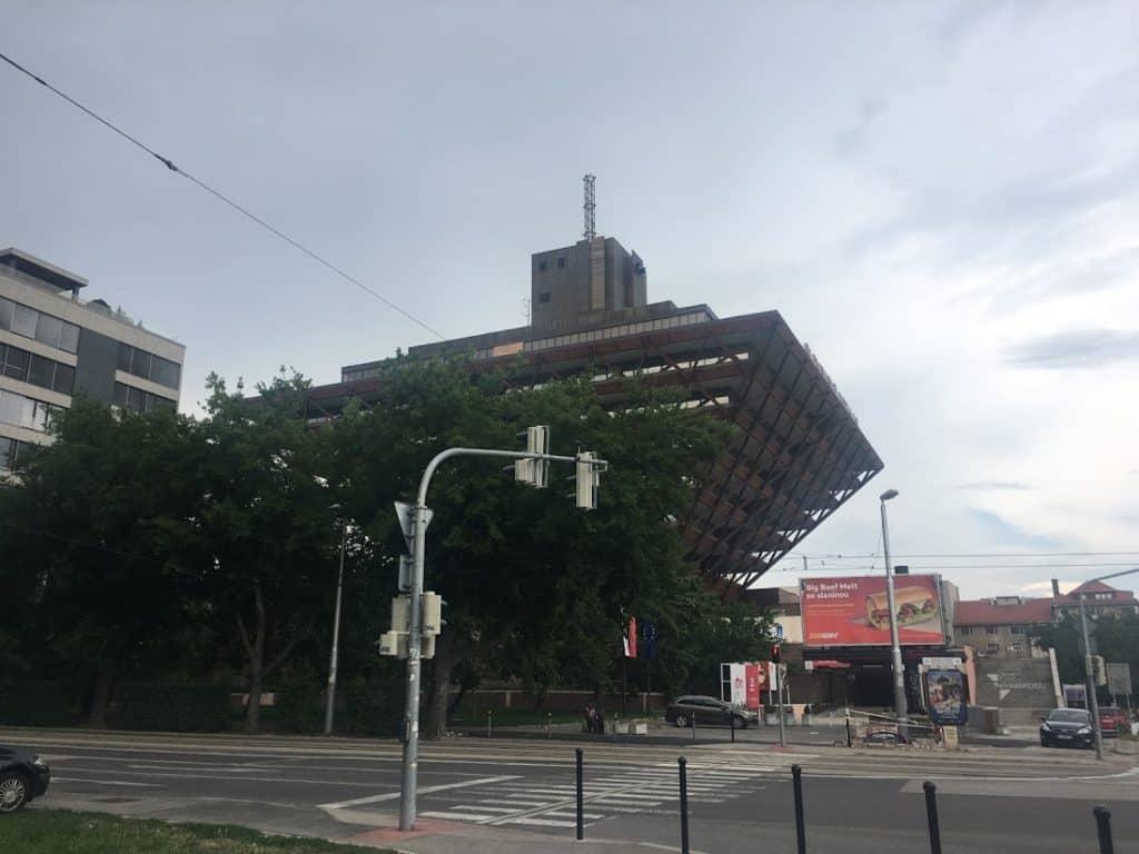 bratislava communist architecture
