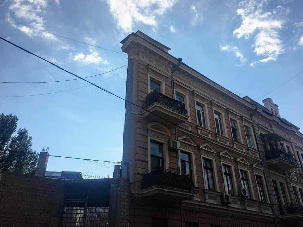witch house odessa
