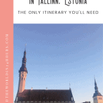 A Perfect One Day in Tallinn Itinerary 1