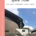 A Perfect 24 Hours in Krakow, Poland 1