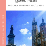 A Perfect One Day in Krakow Itinerary 1