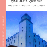 A Perfect One Day in Bratislava Itinerary 1