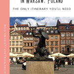 A Perfect 24 Hours in Warsaw, Poland 1