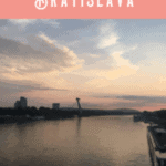 A Perfect 24 Hours in Bratislava, Slovakia
