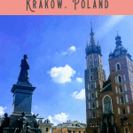 A Perfect One Day in Krakow Itinerary