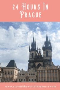 A Perfect 24 Hours in Prague, Czech Republic with the Old Town