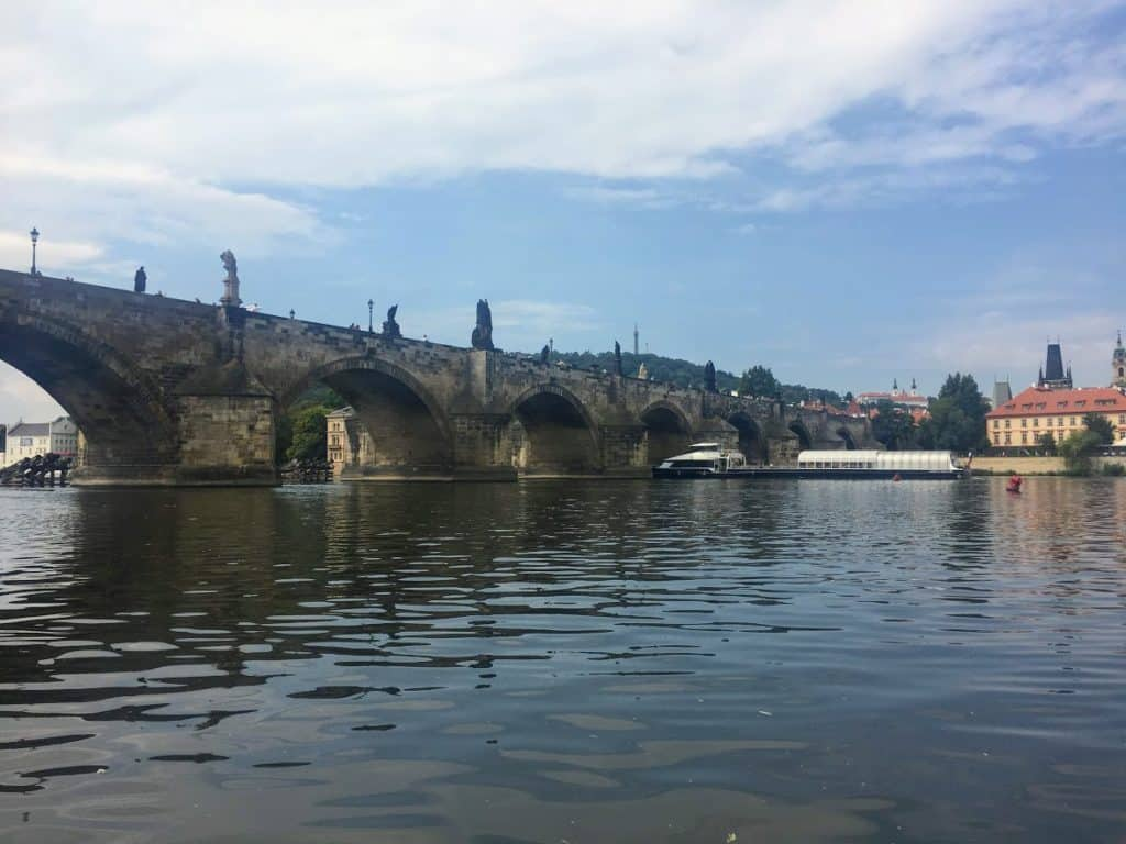 vitava river cruise