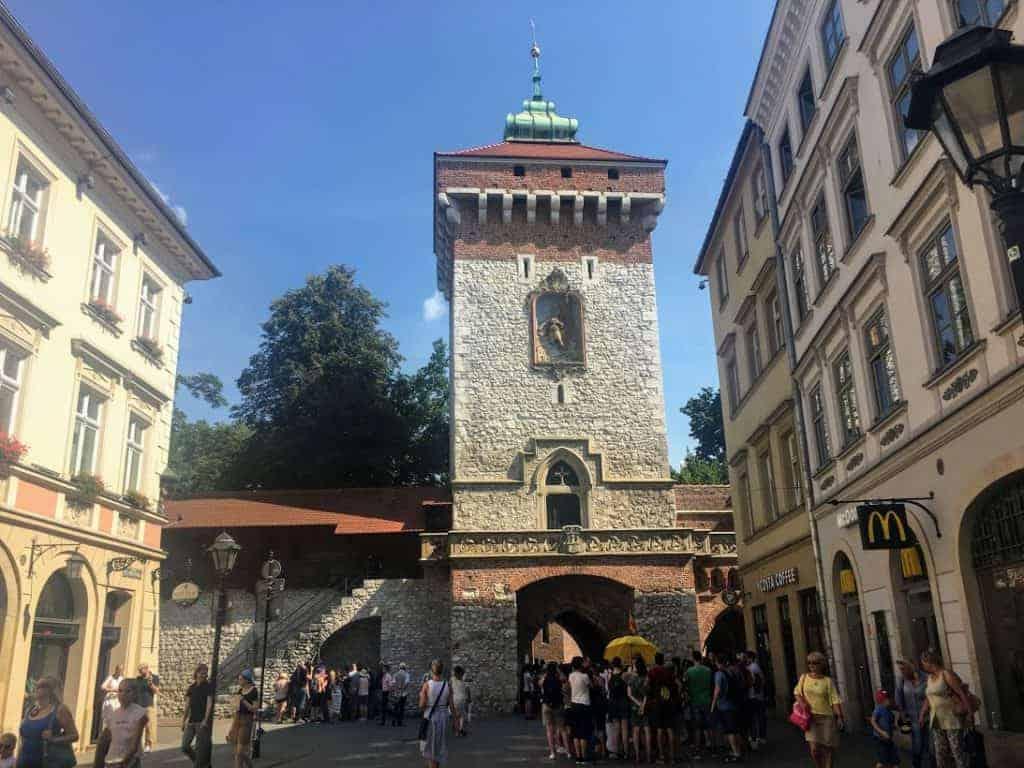 st florian's gate florianska