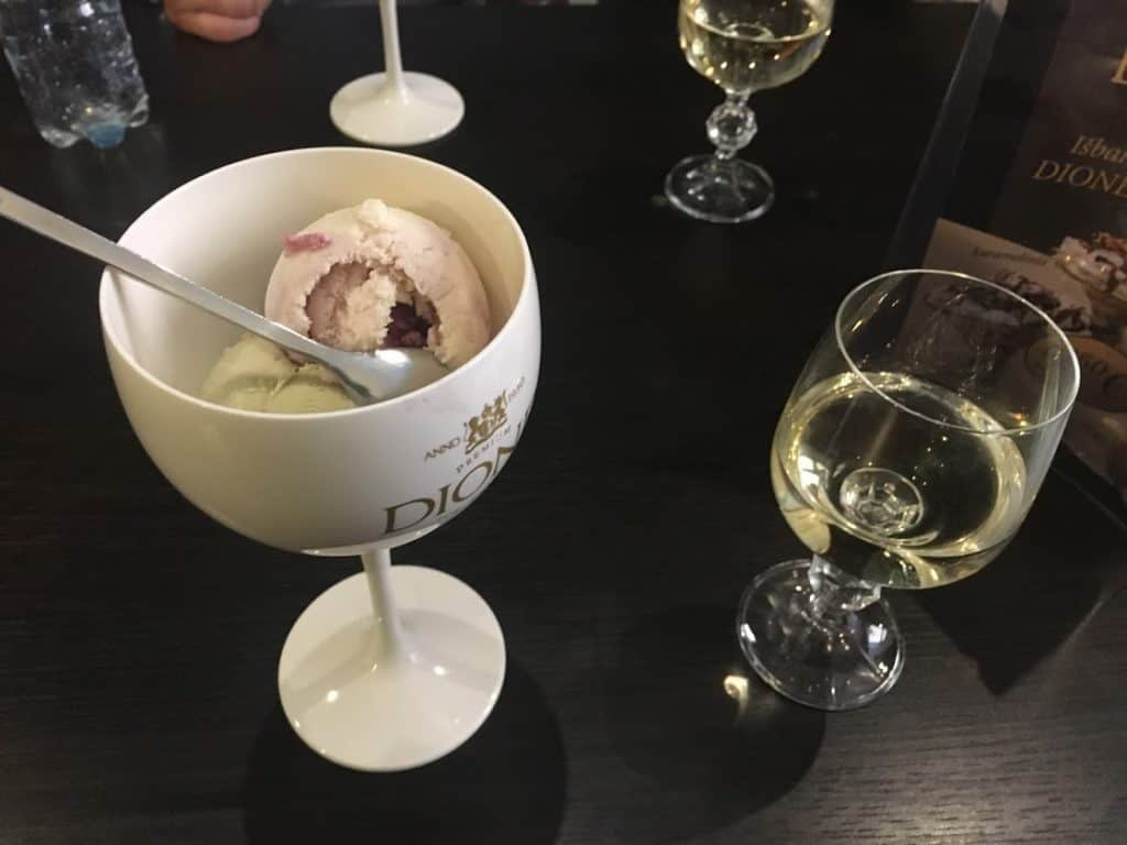 lithuanian ice cream