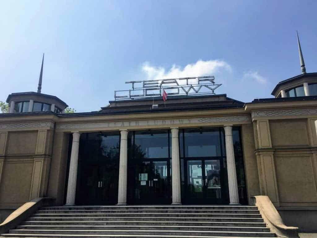 ludowy theater krakow