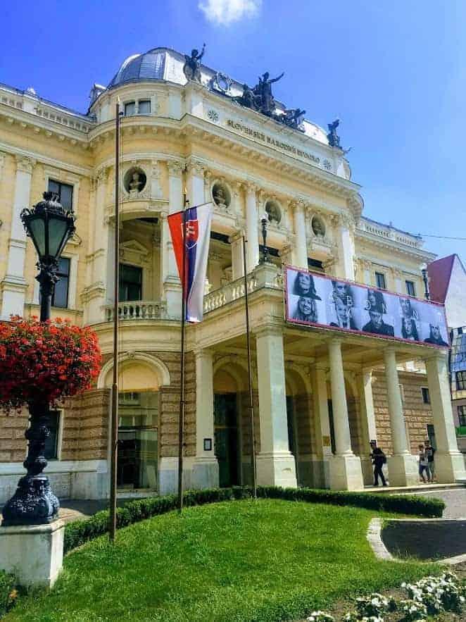 national theater slovakia