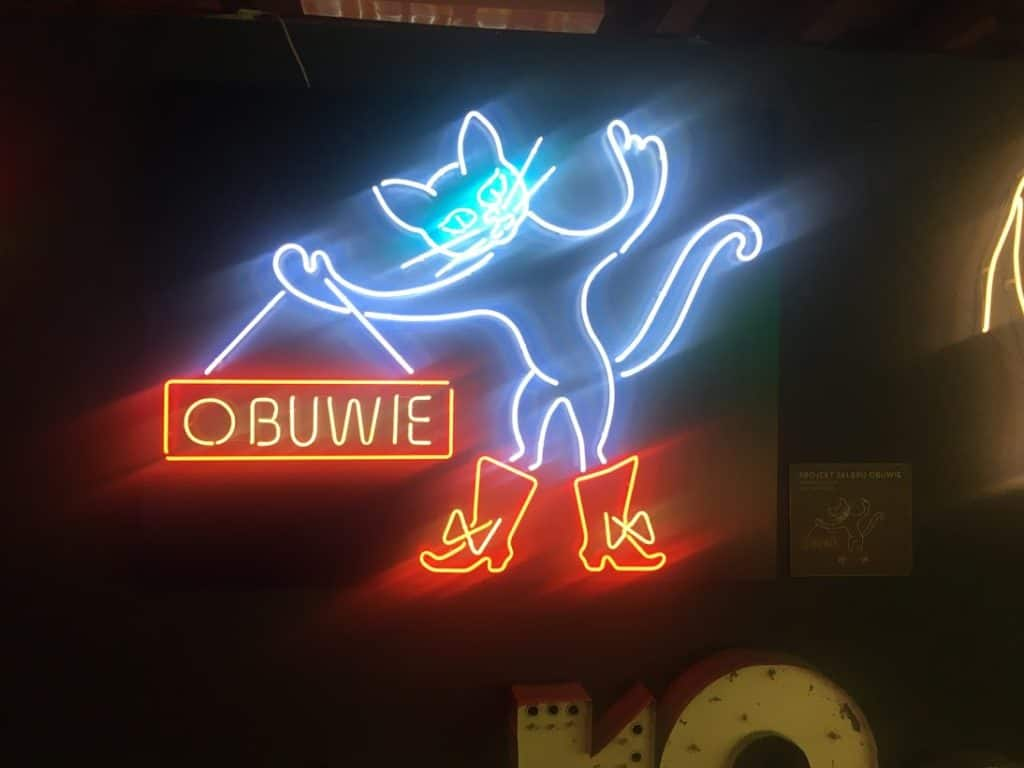 warsaw neon museum