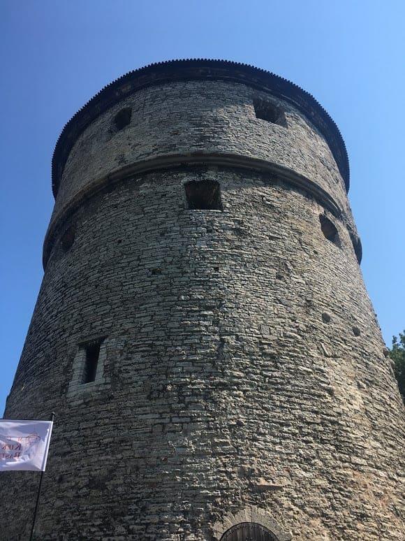tallinn old town tower