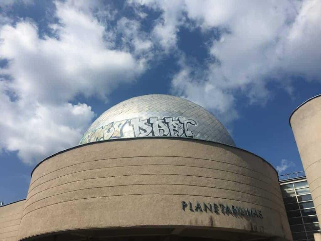 vilnius planetarium