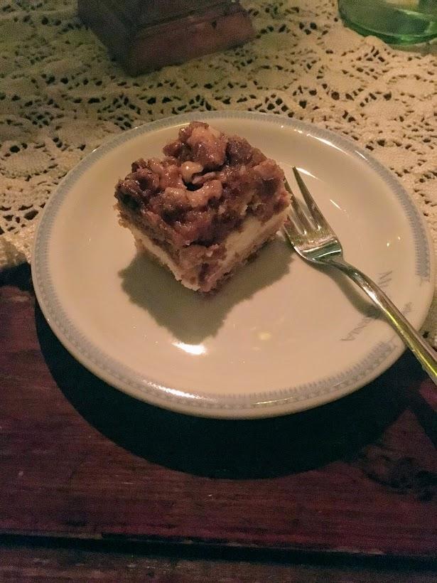 polish nut cake