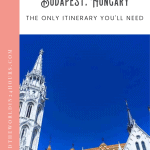 A Perfect One Day in Budapest Itinerary 1