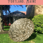A Perfect One Day in Portland Maine Itinerary