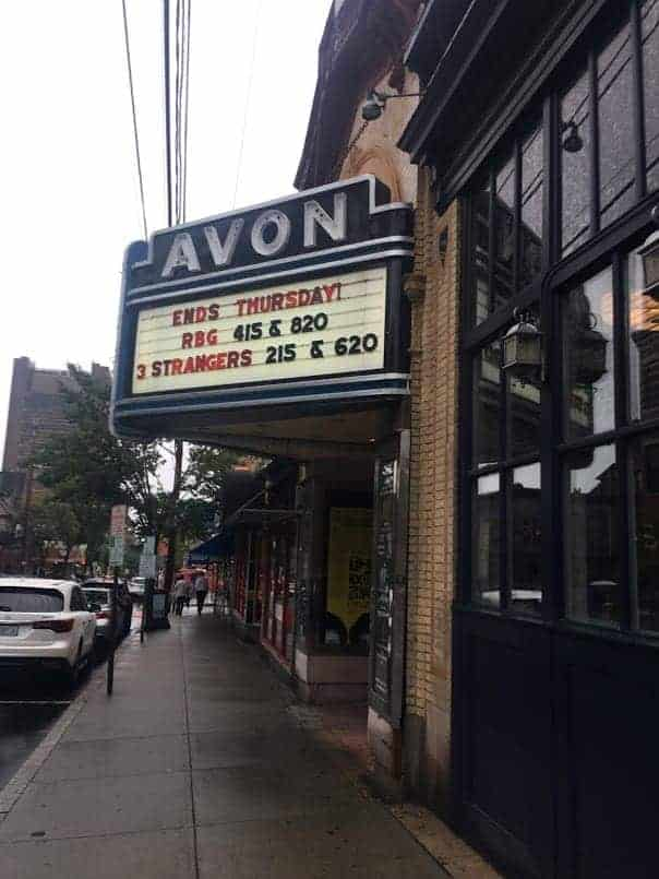avon theater providence