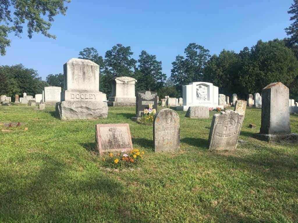old mount calvary cemetery