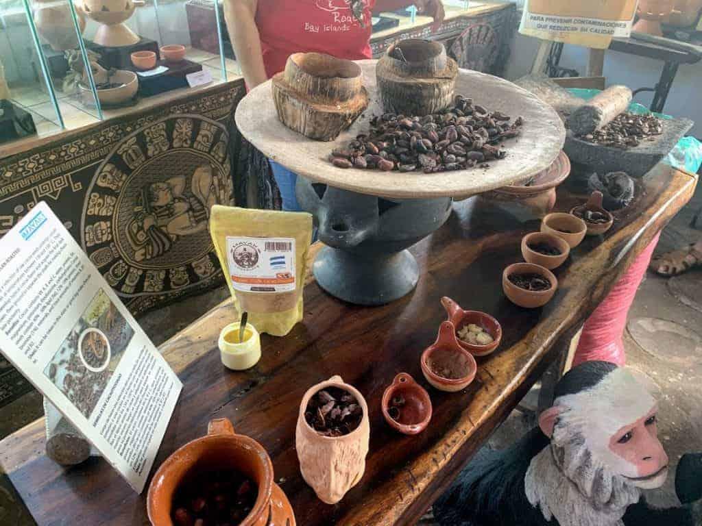 roatan honduras chocolate