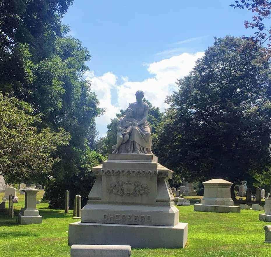 elm grove cemetery chesebro