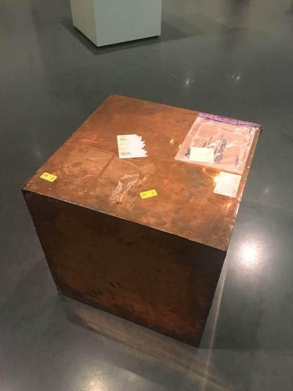 24-inch Copper risd museum