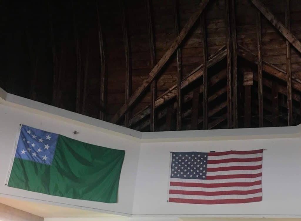 green mountain flag