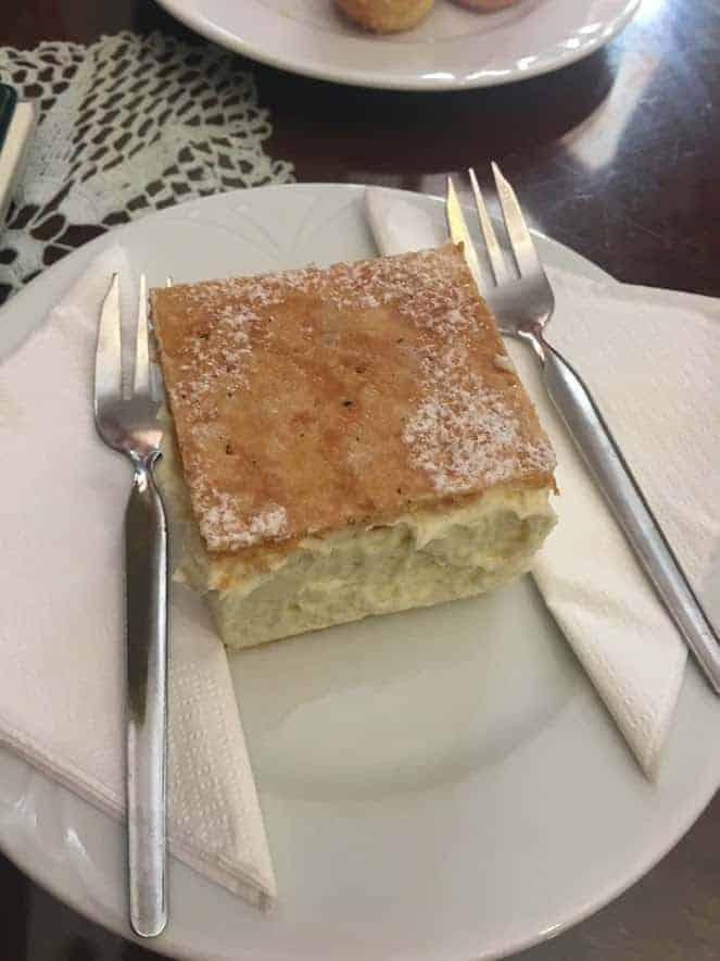 hungarian cream cake